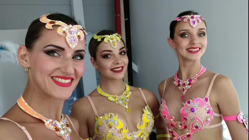 Шоу-Балет TEQUILA BOOM Калининград
