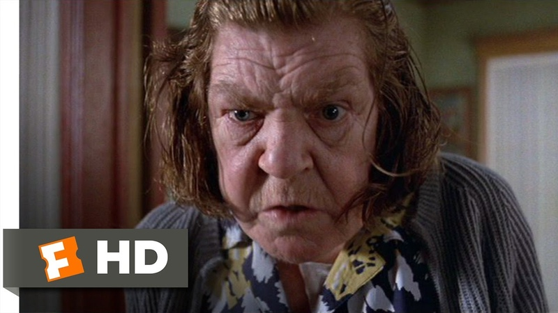 Throw Momma from the Train 9 11 Movie CLIP He's Trying to Kill Me 1987 HD