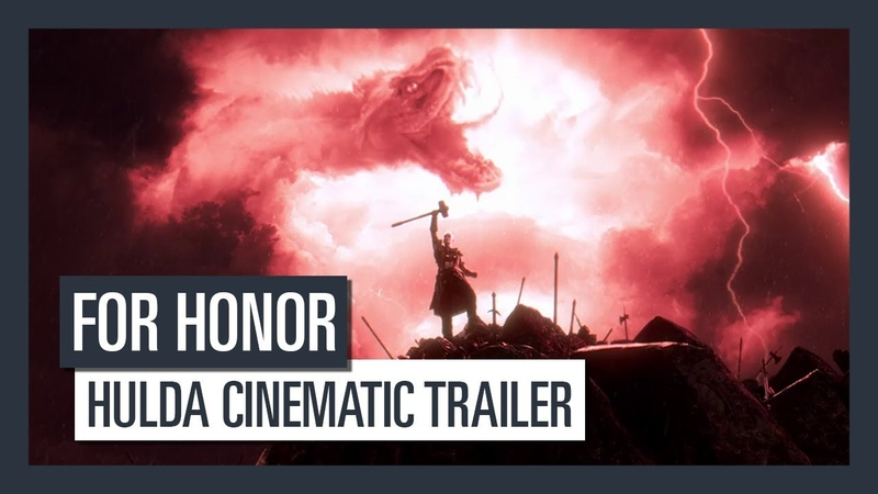 FOR HONOR - HULDA CINEMATIC TRAILER