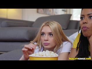 Anastasia Knight, Kira Noir [порно, HD 1080, секс, POVD, Brazzers, +18, home, шлюха, домашнее, big ass, sex, минет, New Porn, Bi