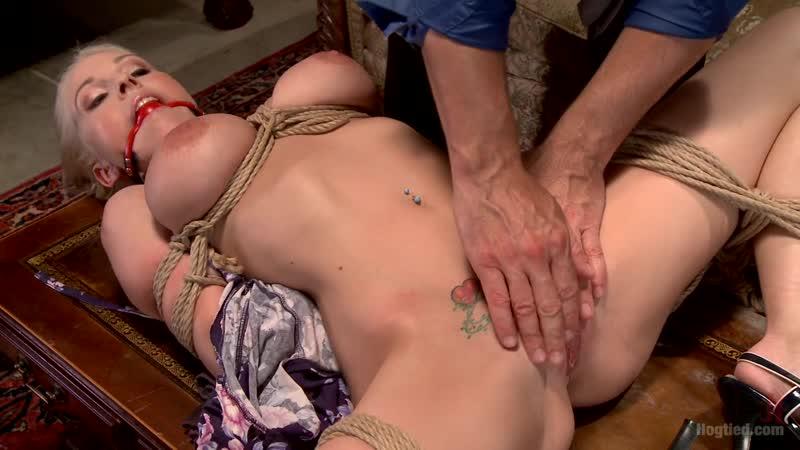 Christie Stevens [Big Tits, Big Ass, Blonde, Blowjob, All Sex, BDSM, Bondage, Toys, Domination]