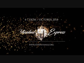 ISTANBUL-EXPRESS 2018 SERKAN GOKCESU  CECILIA GARCIA 1-3