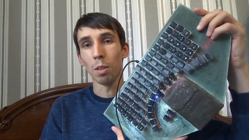 Лучшая игровая клавиатура Sneik Battle Control !