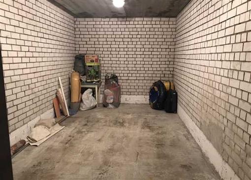 гараж кирпичный Розы Люксембург 46к3с1