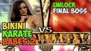 Bikini Karate Babes 2 Warriors of Elysia PC Unlock Final Boss Venus
