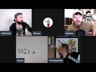 UNBLOGD: Generation Z   VABADUS mit Shlomo, Alex Malenki, Chris Ares, Ukvali, Prototyp