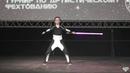 "CON Версия 2019 АртФех Космическая опера САФ Saberia"""
