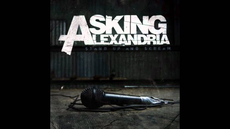 A Candlelit Dinner With Inamorta-Asking Alexandria