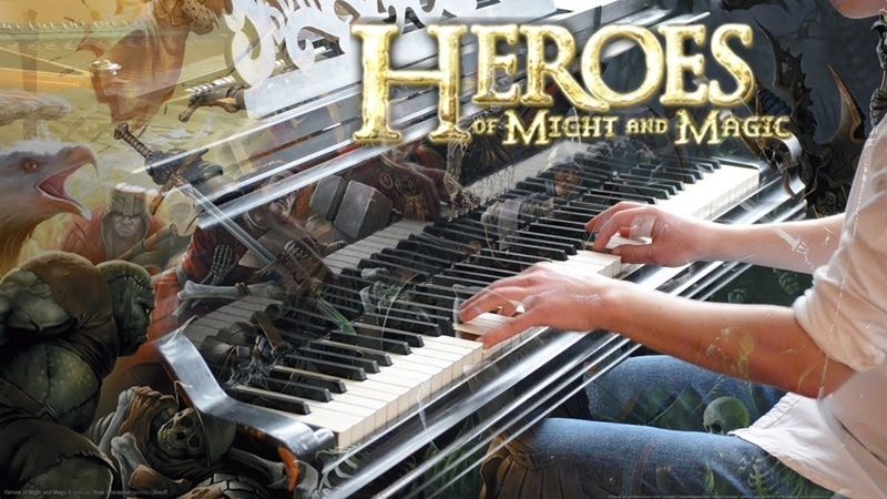 Heroes of Might and Magic Piano Medley