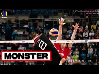 MASTER OF BLOCK 1v1 IN VOLLEYBALL ● Top 40 Block Monster