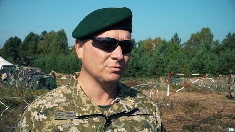 На Львівщині завершилися міжнародні військові навчання Rapid Trident 2019