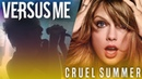 Taylor Swift Cruel Summer Cover by Versus Me