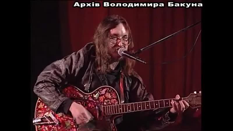 Егор Летов ღ Программа ✩Решето✩ Акустика. 1999 год. Концерт и интервью