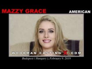 WoodmanCastingX - Mazzy Grace update