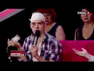 """Молдавская версия """"Пусть говорят"""" - Веселые Кавказцы"""