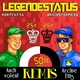 Legende Status feat. Younes Khalif, Archie Ellis, Andivalent - Overlegen