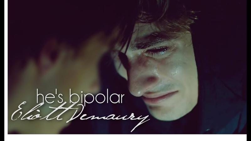 Eliott Demaury   he's bipolar [skam france]