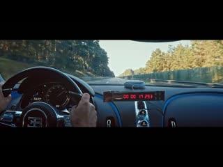 Bugatti chiron 0-400-0 km_h in 42 seconds – a world record #iaa2017
