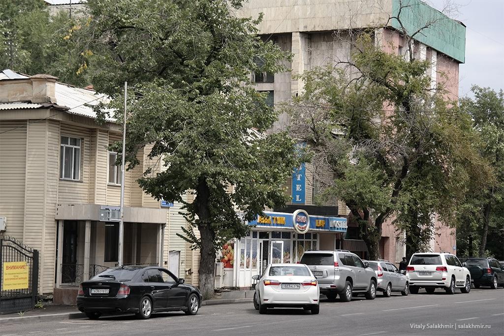 Ракса бар, проспект Достык, Алматы