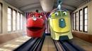 Веселые паровозики из Чаггингтона: Уилсон и мороженое (1 Сезон/Серия 25) - мультфильмы для детей