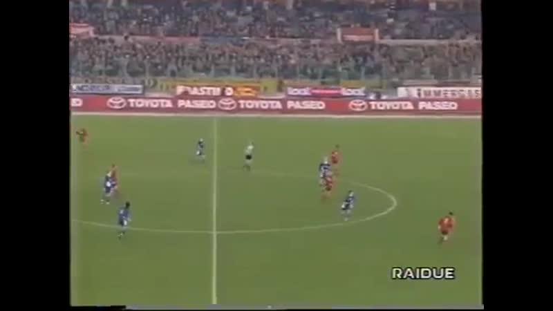 Uefa Cup 1995_96 Roma-Slavia Praga 1_4.Rit.Full Match