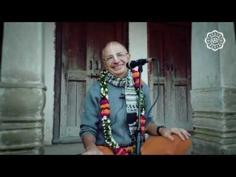 2018 11 10 О Сурдасе Чандра саровар Бхакти Вигьяна Госвами