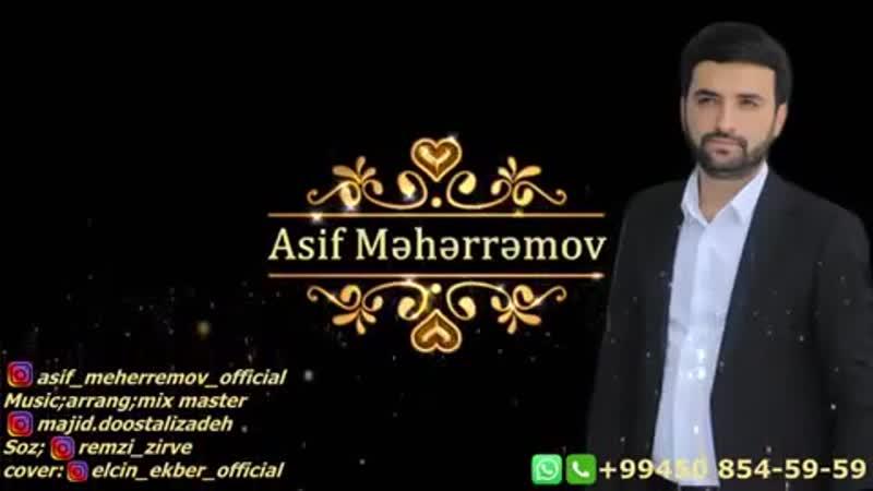 Asif Meherremov - Sen yoxsan
