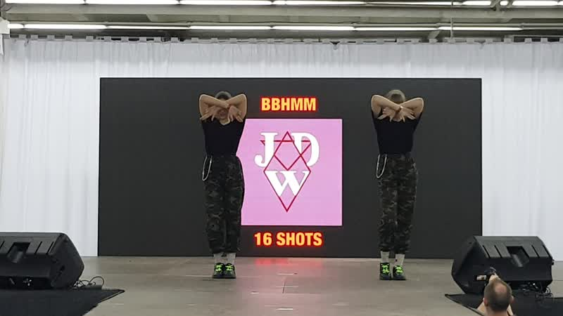 BBHMM 16 Shots by JWD