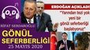 Gönül Seferberliği Rifat Serdaroğlu 25 Mayıs 2020 Pazartesi köşe yazısı
