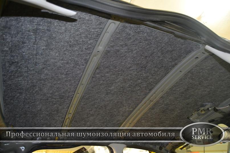 Шумоизоляция Datsun on-DO, изображение №4