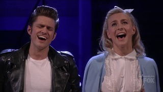 Aaron Tveit & Julianne Hough - Summer Nights - Grease Live! - January 31, 2016