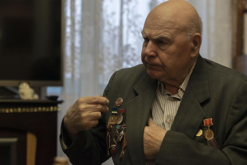 Подполковнику Николаю Середину – 90 лет, изображение №2