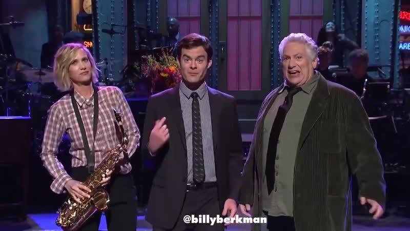 Bill i cant sing hader