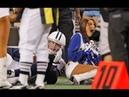 NFL Sideline Collisions