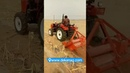 China shandong flail mower working condition