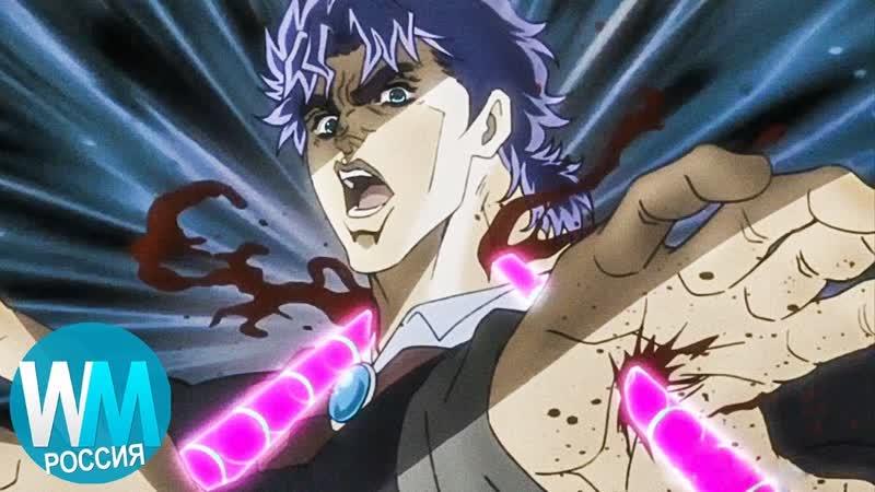 Топ 10 смертей героев в Аниме