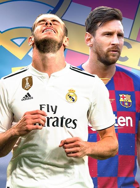 """Как их вообще обыграть? Самые опасные соперники """"Реала"""" и """"Барселоны"""""""