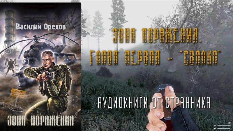 АУДИОКНИГА Зона поражения Глава 1 Василий Орехов S T A L K E R