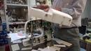 Швейная машина Brother RS 240 Опять пластик и снова саморезы