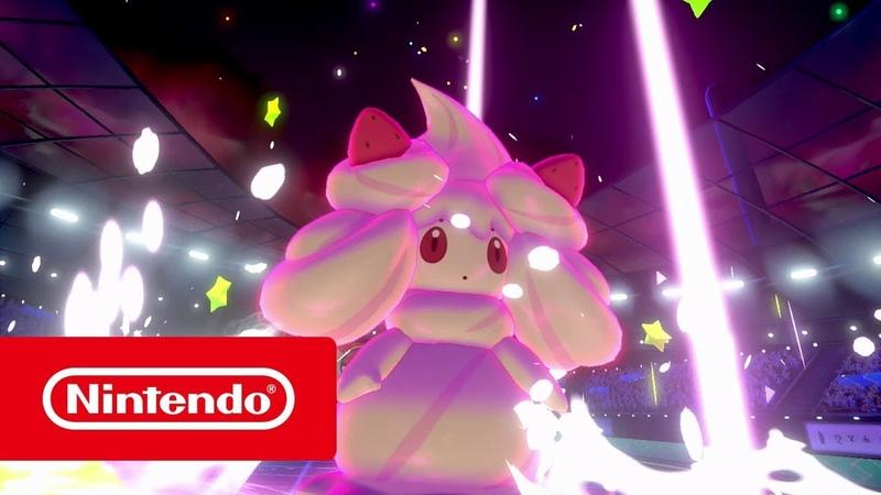 Pokémon Sword и Pokémon Shield — Подробности о регионе Галар (Nintendo Switch)