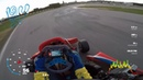 Testing Telemetry GoPro HERO5 Black on Go Kart
