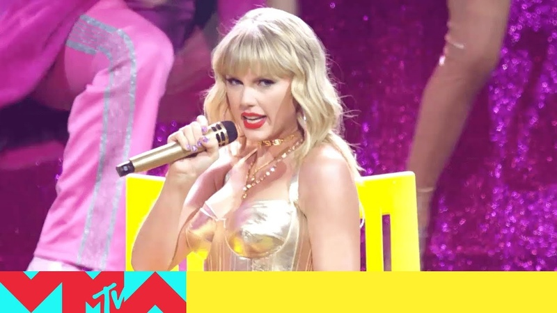 Taylor Swift Performs 'You Need to Calm Down' 'Lover' | 2019 Video Music Awards