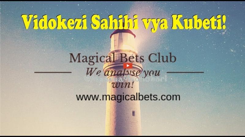 Karibu mpendwa katika kundi letu la matajiri la Magical Bets Club