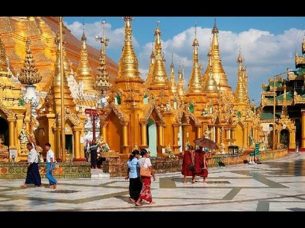 17 фотофактов о Бирме – таинственной стране золотых Будд