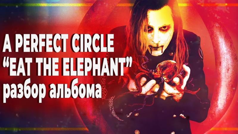 Мировая бойня или мировое братство? Разбор альбома Eat the Elephant группы A Perfect Circle