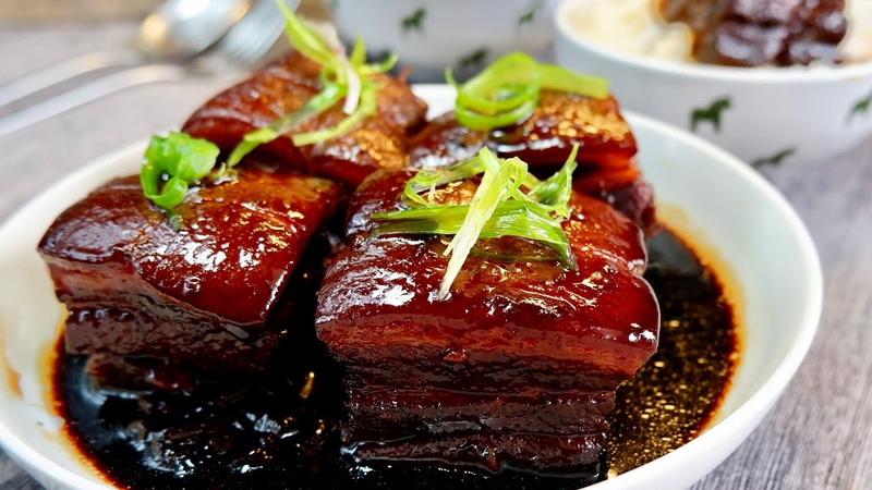 Melt In Your Mouth Pork Belly That Makes U Go Mmm! Dong Po Rou 东坡肉 Chinese Braised Pork Belly Recipe