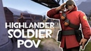 TF2 Product Highlander Scrim Soldier POV Dreams vs peaT