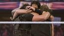 The Shields emotional goodbye at WWE Fastlane: WWE Day Of