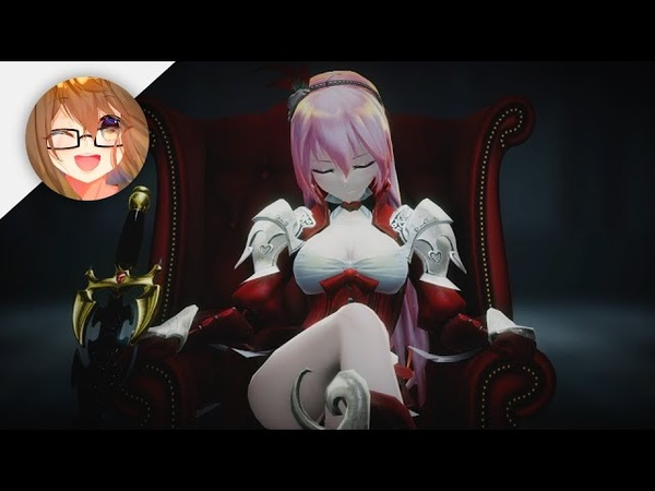 【MMD】👑 QUEEN 👑【Thanks for 90K Subs!】
