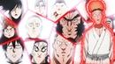 Все бои Сайтамы на турнире боевых искусств Ванпанчмен 2 сезон